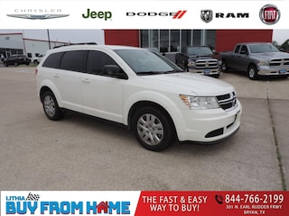 Certified Pre-Owned 2018 Dodge Journey SE SUV Bryan, TX