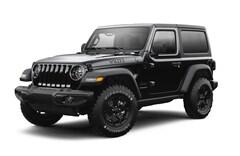 2021 Jeep Wrangler WILLYS 4X4 Sport Utility Bryan, TX