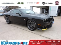 New & Used Dodge 2021 Dodge Challenger R/T SCAT PACK Coupe Bryan, TX