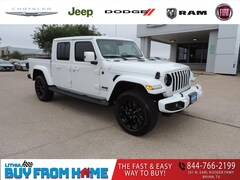 2021 Jeep Gladiator HIGH ALTITUDE 4X4 Crew Cab Bryan, TX