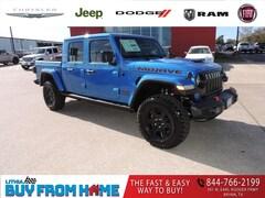 2021 Jeep Gladiator MOJAVE 4X4 Crew Cab Bryan, TX