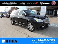 Bargain Used 2014 Buick Enclave Leather SUV Bryan, TX