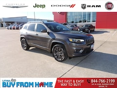 2021 Jeep Cherokee HIGH ALTITUDE FWD Sport Utility in Bryan, TX