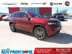 2021 Jeep Grand Cherokee 80TH ANNIVERSARY 4X2 Sport Utility Bryan, TX