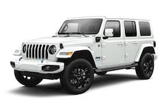 New 2021 Jeep Wrangler 4xe WRANGLER HIGH ALTITUDE 4xe Sport Utility Bryan, TX