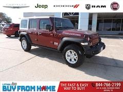 2021 Jeep Wrangler UNLIMITED ISLANDER 4X4 Sport Utility Bryan, TX