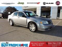 New & Used Dodge 2014 Dodge Avenger SE Sedan Bryan, TX