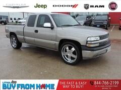 Bargain Used 2000 Chevrolet Silverado 1500 LT Truck Extended Cab Bryan, TX