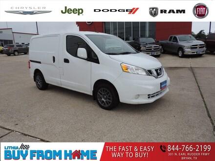 2015 Nissan NV200 SV Van Compact Cargo Van Bryan, TX