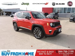 New 2021 Jeep Renegade JEEPSTER FWD Sport Utility Bryan TX