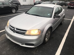 Used 2011 Dodge Avenger Express Sedan Bryan, TX