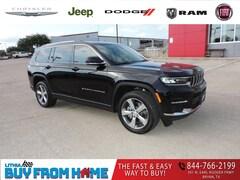2021 Jeep Grand Cherokee L LIMITED 4X2 Sport Utility Bryan, TX