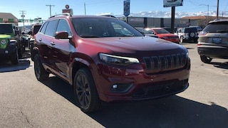New 2019 Jeep Cherokee HIGH ALTITUDE 4X4 Sport Utility Reno, NV
