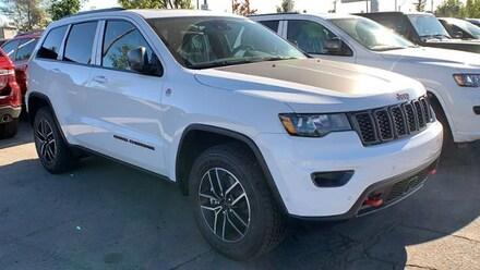 2021 Jeep Grand Cherokee TRAILHAWK 4X4 Sport Utility