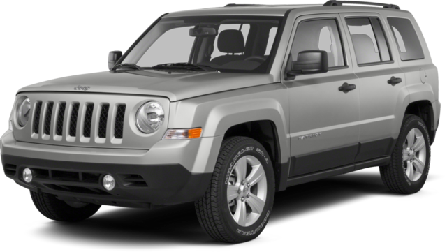 New Jeep Patriot in Reno, NV