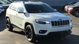 New 2019 Jeep Cherokee ALTITUDE 4X4 Sport Utility Reno, NV