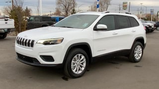 New Jeep 2021 Jeep Cherokee LATITUDE 4X4 Sport Utility in Reno, NV