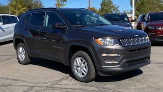 New 2021 Jeep Compass SPORT 4X4 Sport Utility Reno, NV
