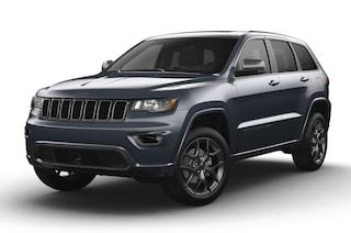 New 2021 Jeep Grand Cherokee 80TH ANNIVERSARY 4X4 Sport Utility Reno, NV