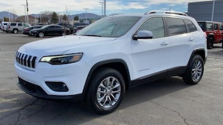 New Jeep Cherokee 2021 Jeep Cherokee LATITUDE LUX 4X4 Sport Utility in Reno, NV