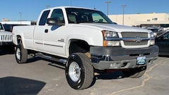 Used Trucks 2003 Chevrolet Silverado 2500HD Ext Cab 157.5 WB 4WD LT Truck Extended Cab in Reno, NV