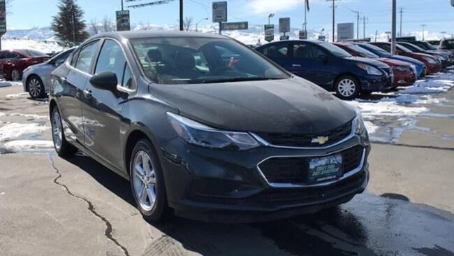 Used 2017 Chevrolet Cruze 4dr Sdn 1.4L LT w/1SD Sedan Reno, NV
