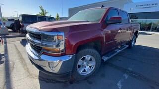 Used Trucks 2018 Chevrolet Silverado 1500 4WD Crew Cab 143.5 LT w/1LT Truck Crew Cab in Reno, NV