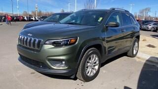 2019 Jeep Cherokee Latitude 4x4 SUV For Sale in Reno, NV
