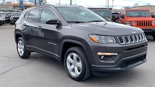 New 2019 Jeep Compass LATITUDE 4X4 Sport Utility Reno, NV