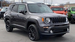 New 2019 Jeep Renegade ALTITUDE 4X4 Sport Utility Reno, NV