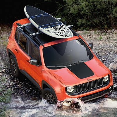 Jeep Renegade Off-Road Capability