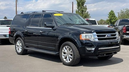 Used 2016 Ford Expedition EL 4WD 4dr Limited SUV Reno, NV