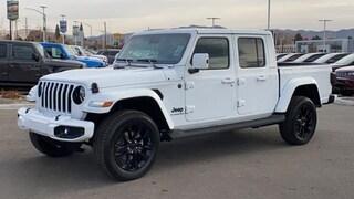 New 2021 Jeep Gladiator HIGH ALTITUDE 4X4 Crew Cab Reno, NV