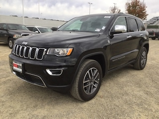 New 2020 Jeep Grand Cherokee Limited SUV