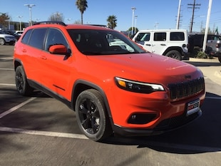 2021 Jeep Cherokee Latitude Plus SUV