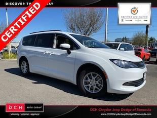 2020 Chrysler Voyager LXI Van Passenger Van