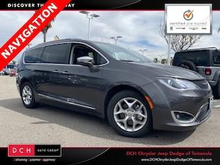 2019 Chrysler Pacifica Limited Van Passenger Van