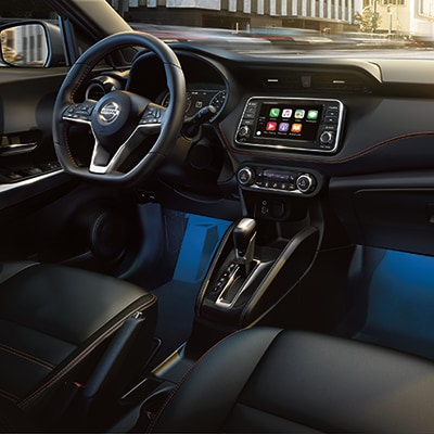 Nissan Kicks Virtual Cockpit