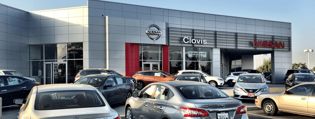 Nissan Of Clovis