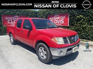 2007 Nissan Frontier SE Truck Crew Cab