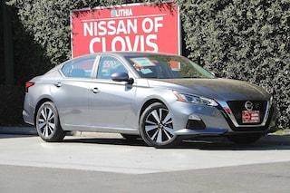 New 2021 Nissan Altima 2.5 SV Sedan Clovis, CA