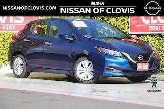 New 2021 Nissan LEAF S Hatchback Clovis, CA