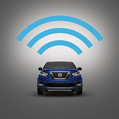 Nissan Kicks Luxury Seating