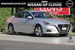 Certified Pre-Owned 2020 Nissan Altima 2.5 S Sedan Clovis, CA