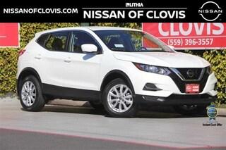New 2021 Nissan Rogue Sport S SUV Clovis, CA