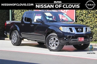 New 2020 Nissan Frontier PRO-4X Truck Crew Cab For Sale in Clovis