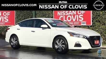 New 2021 Nissan Altima 2.5 S Sedan Clovis, CA