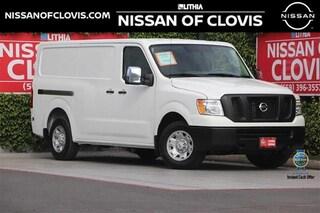 New 2021 Nissan NV Cargo NV2500 HD SV V8 Van Cargo Van Clovis, CA