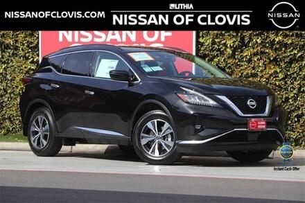 New 2021 Nissan Murano SV SUV Clovis, CA