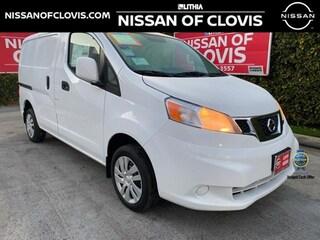 New 2020 Nissan NV200 SV Van Compact Cargo Van Clovis, CA